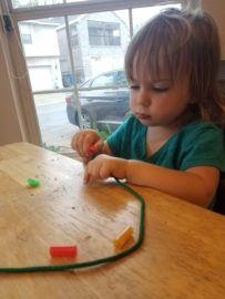 Toddler Activities for Rainy Days